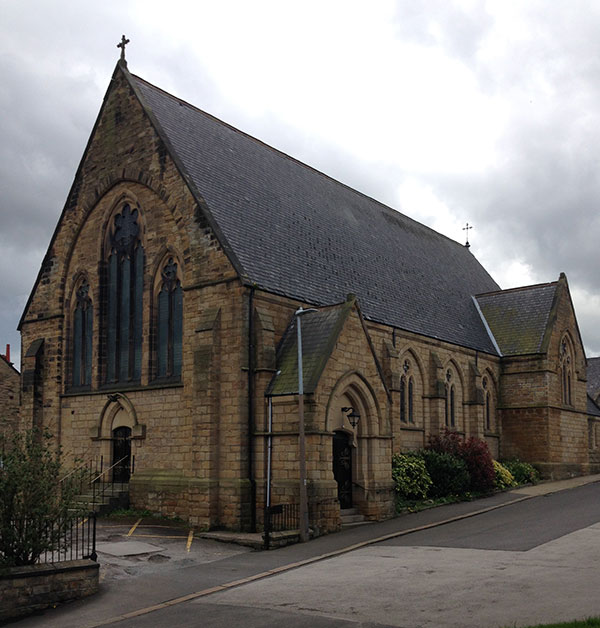 Image result for St Mary's Batley
